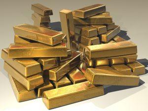 Die Rolle vom Gold während der Bitcoin Evolution